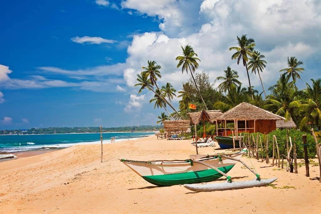 Sri Lanka - Where is hot to go on a holiday in January