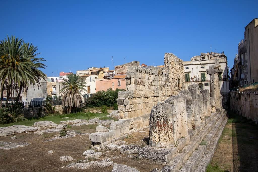 Temple of Apollo Ortigia