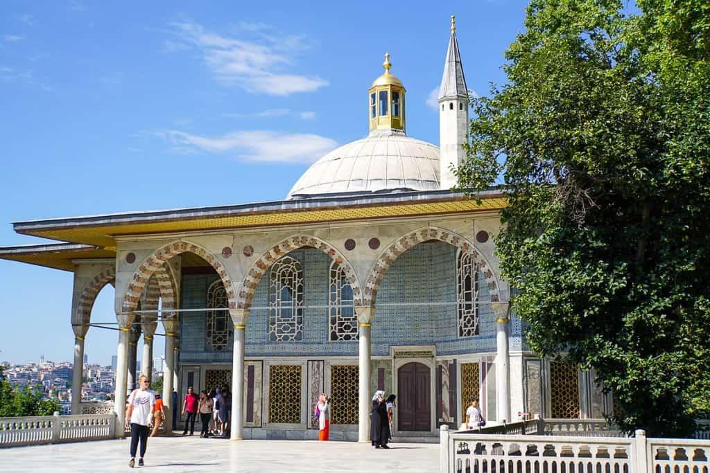 two days in Istanbul - Topkapi