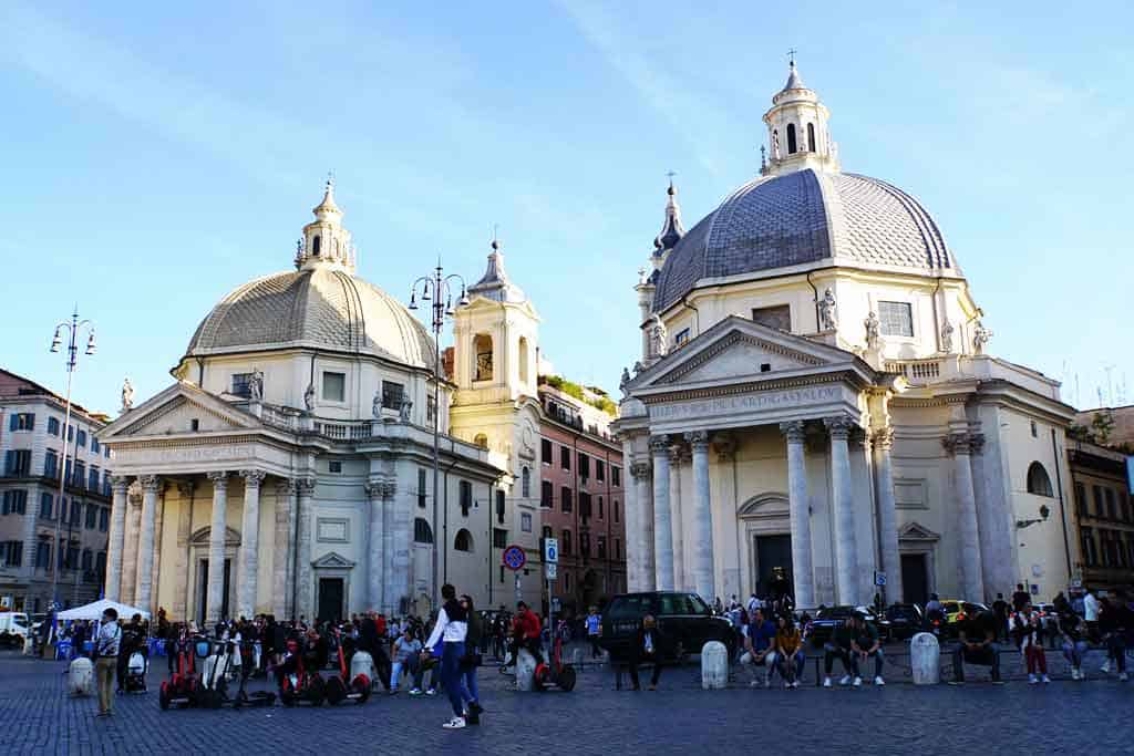Things to do in Rome-piazza-del-popolo