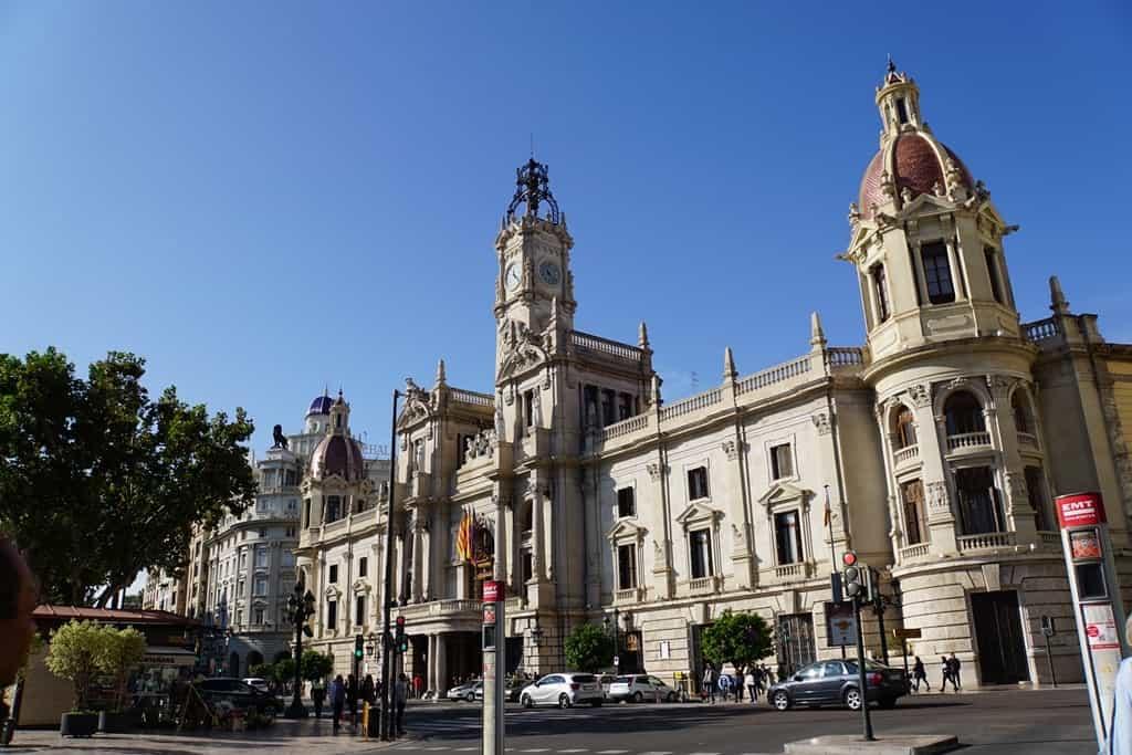 Plaza del Ayuntamiento - 2 days in Valencia