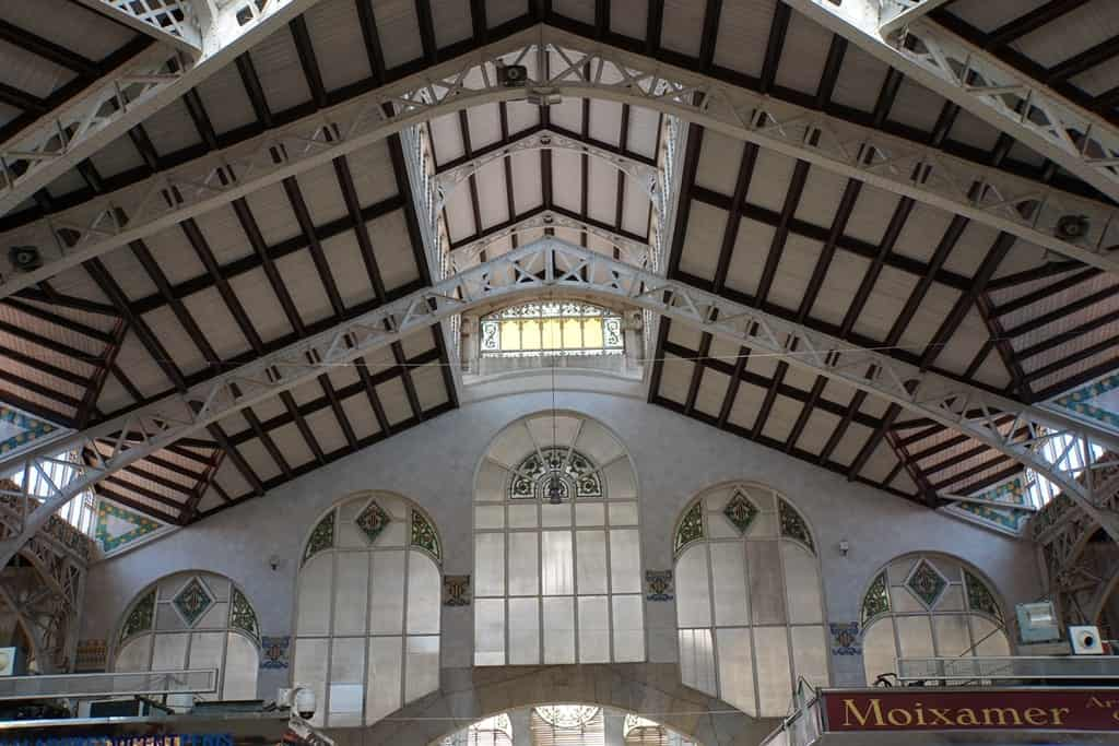 Two days in Valencia - The Central Market of Valencia Spain