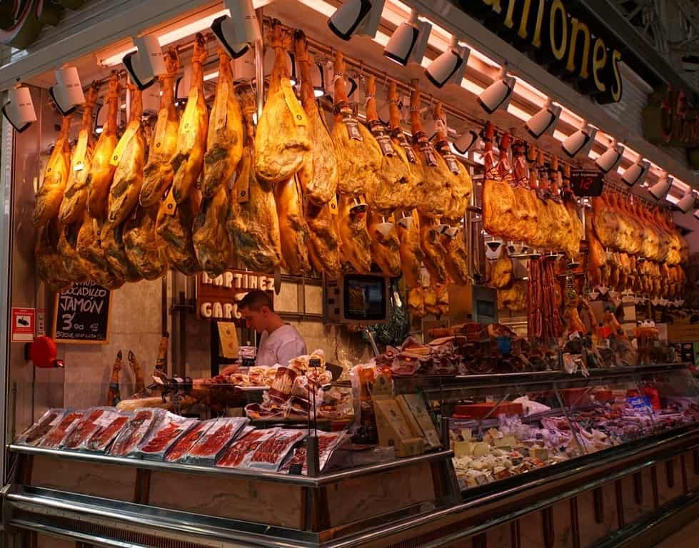 2 days in Valencia - The Central Market of Valencia