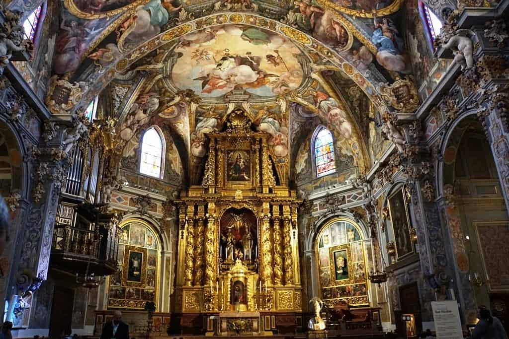 Church of San Nicolás Valencia in 2 days