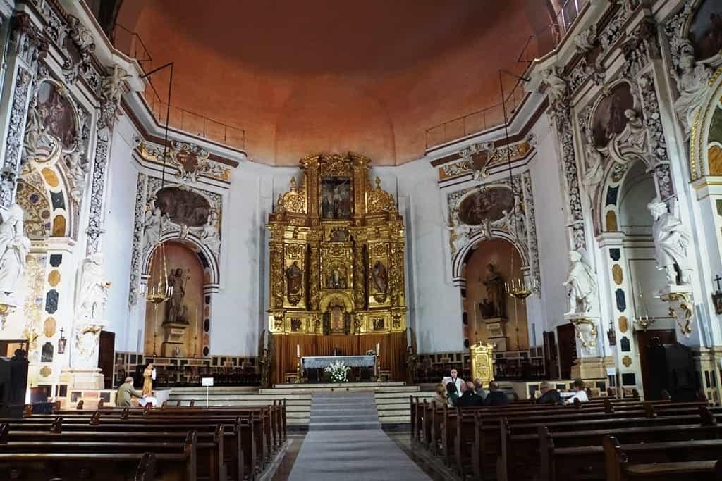 Church of the Saints John (Los Santos Juanes)