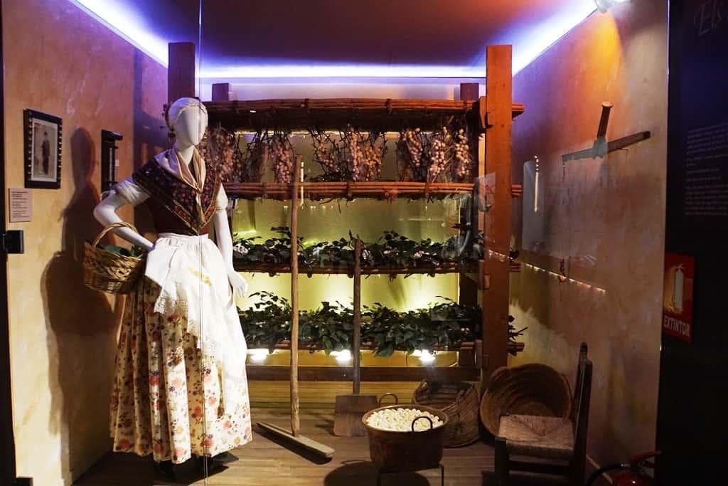 The Silk Museum - Valencia itinerary