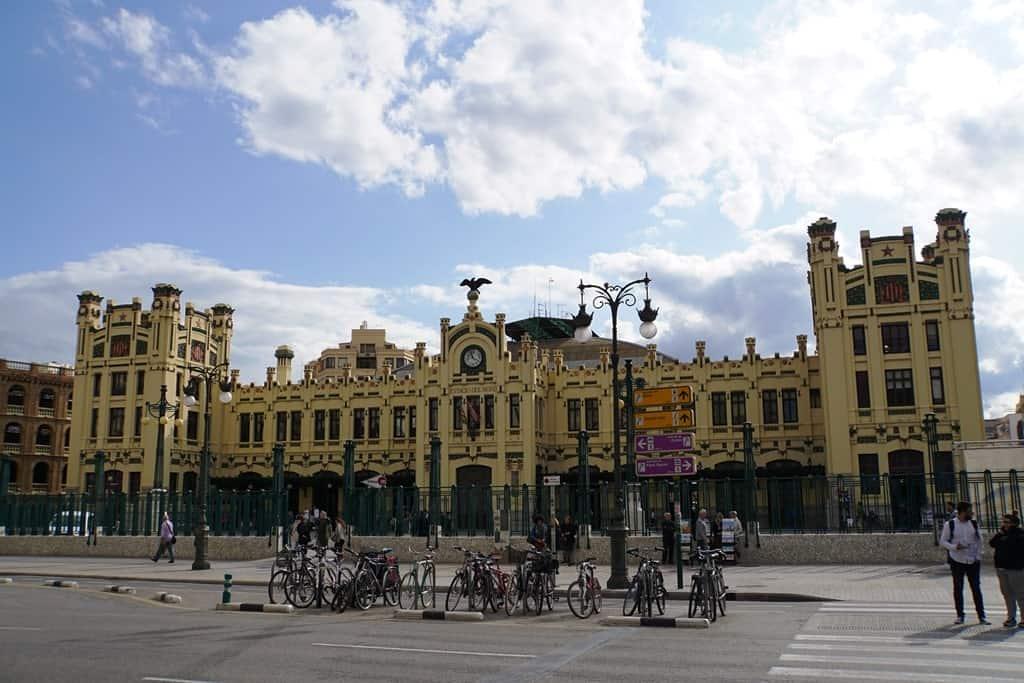 Valencia Nord train station - 2 day Valencia itinerary