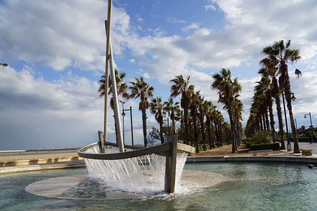 Playa de la Malvarrosa (Mavarrosa Beach) - 2 days in Valencia