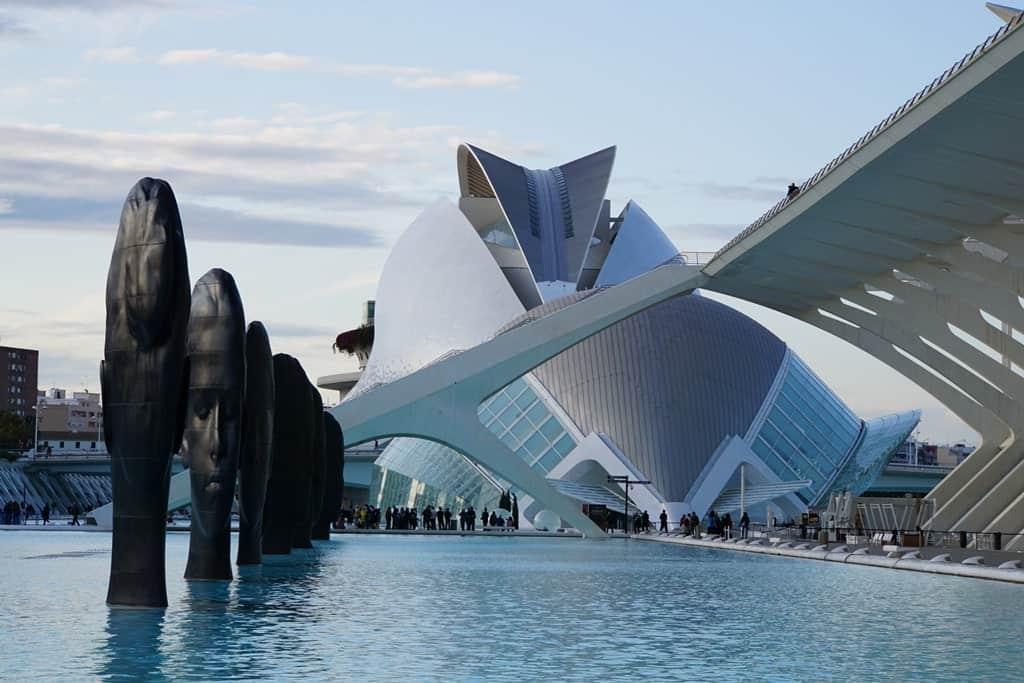 Museu de les Ciències Príncipe Felipe - two days in Valencia
