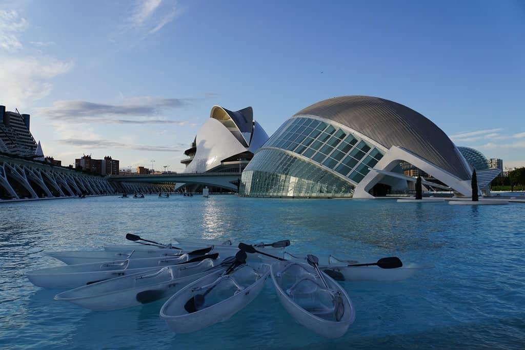 Ciudad de las Artes y las Ciencias (The City of Arts and Sciences)