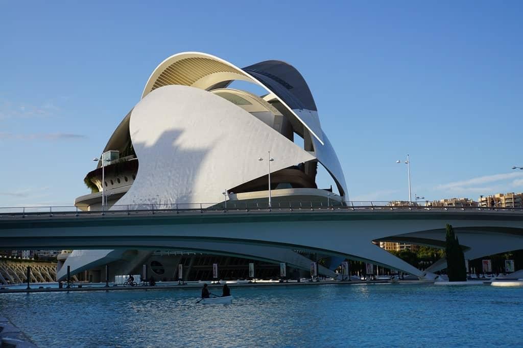 Palau de les Arts Reina Sofia - 2 days in Valencia