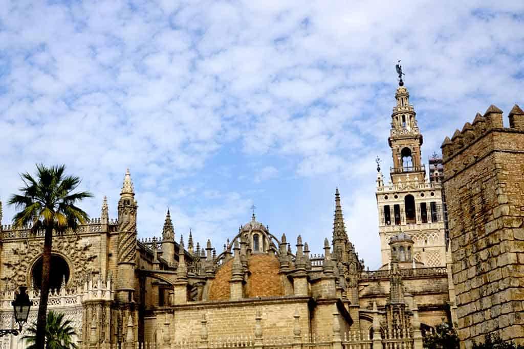Cathedral de Sevilla - Seville in October