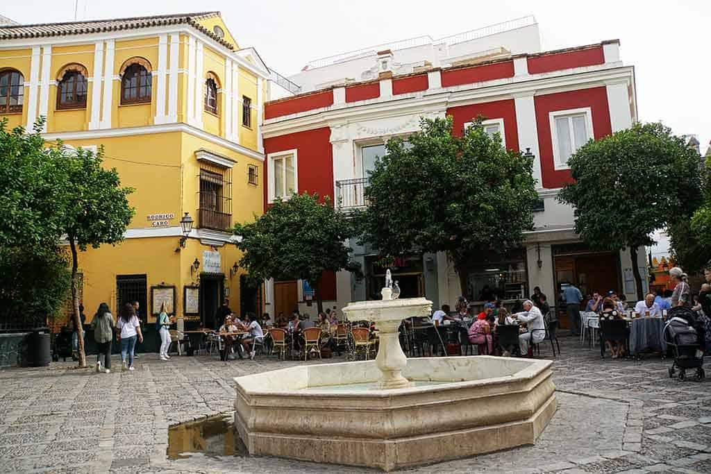 Seville Santa Cruz