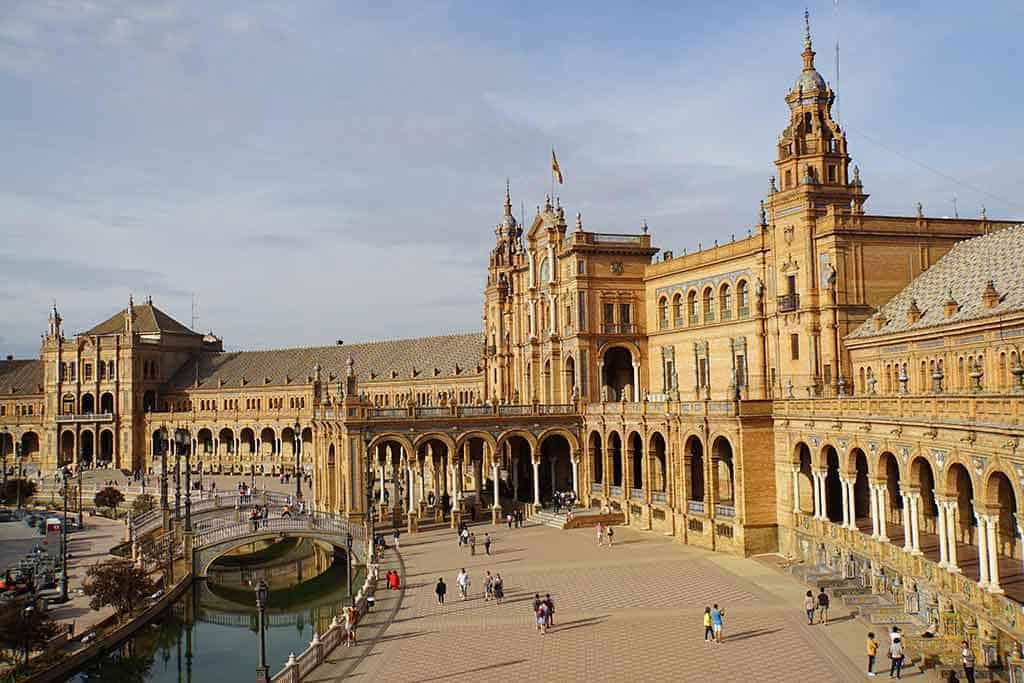 best places to visit in Andalucia - Seville