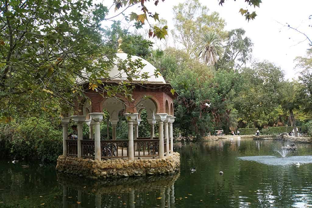 Parque de María Luisa - 2 days in Seville