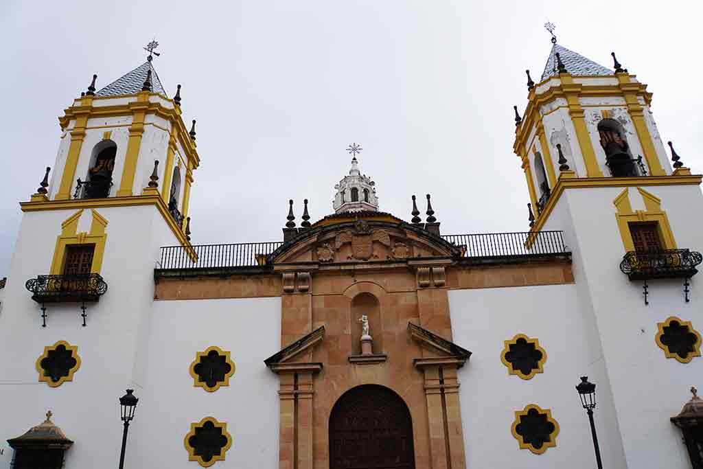 Iglesia de Santa Maria la Mayor - what to do in Ronda
