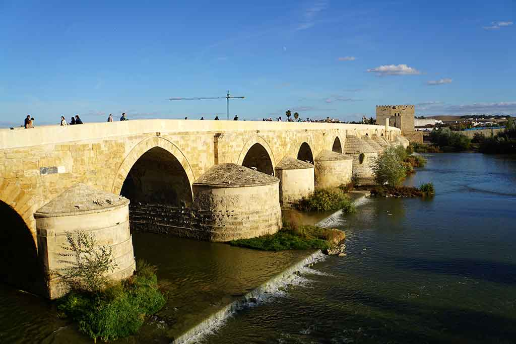 Roman Bridge of Córdoba - what to do in Cordoba