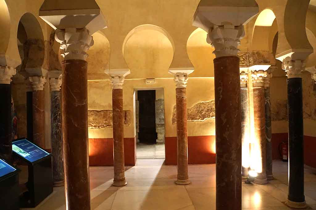 Caliphal Baths - things to do in Cordoba