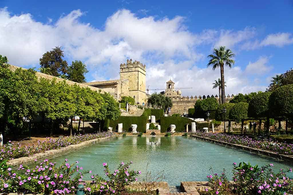 destinations in Andalusia - Cordoba