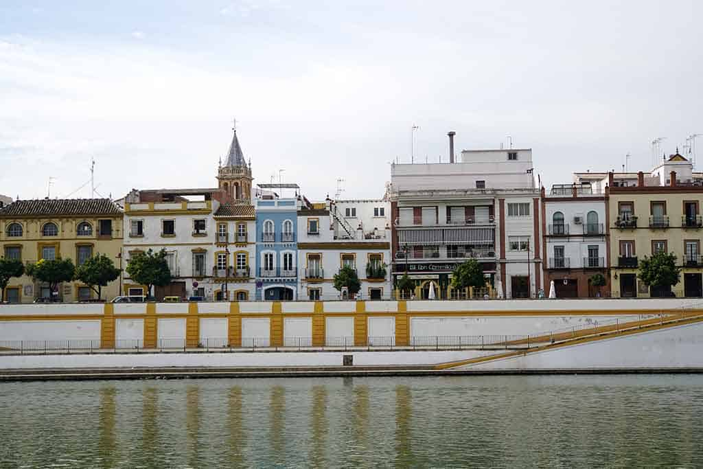 Triana neighborhood