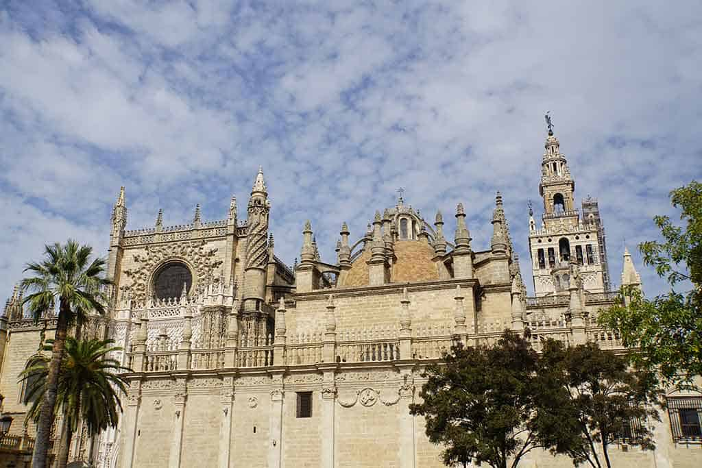 Seville Cathedral - 2 days in Seville