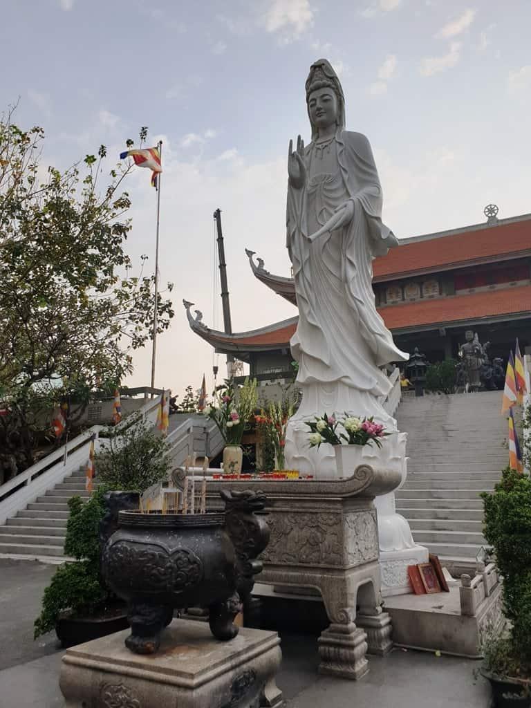 Vĩnh Nghiêm Pagoda - 2 days in Ho Chi Minh Vietnam