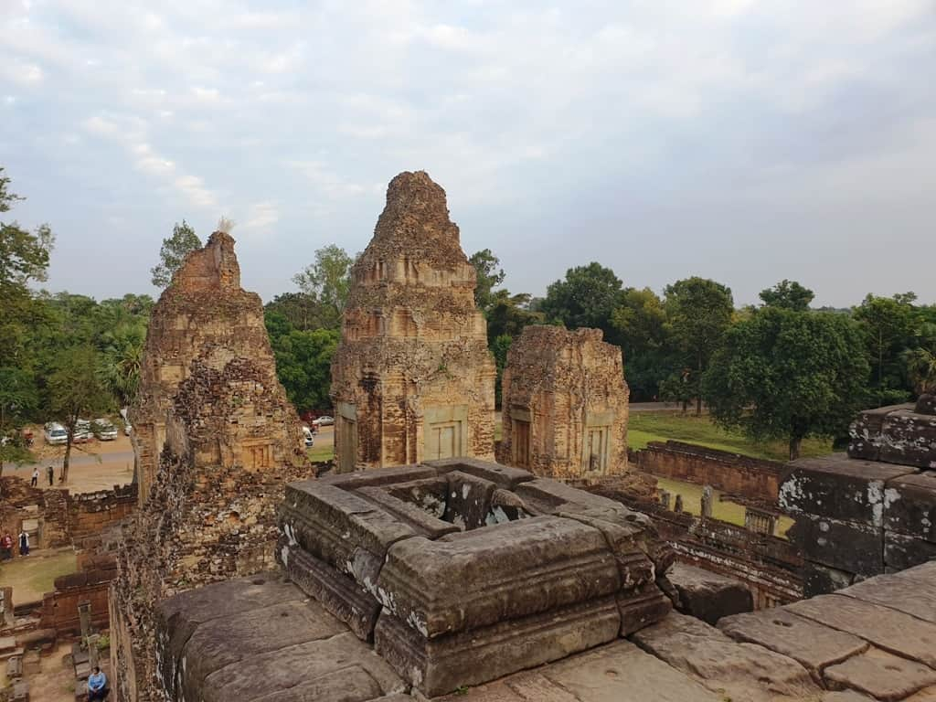 Phnom Bakheng Temple Cambodia