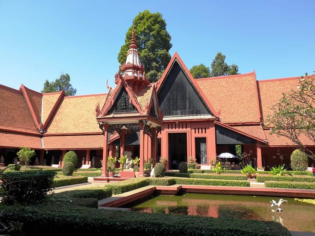 National Museum Of Cambodia - Phnom Penh itinerary 2 days
