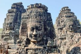 Bayon Temple - 2 days in Siem Reap
