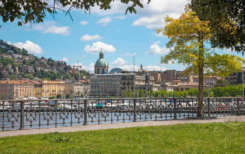 Como - a week in Northern Italy