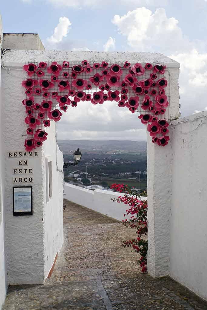 Arcos de la Frontera - Pueblos Blancos Andalucia Spain