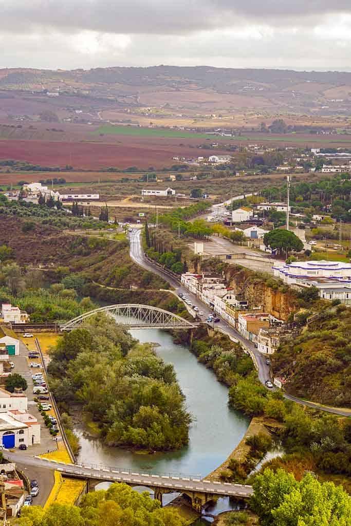 Arcos de la Frontera -white villages Andalucia