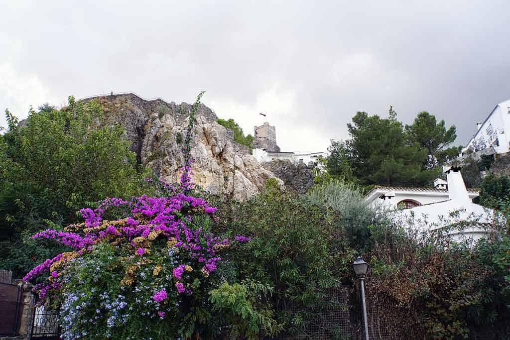 Zahara de la Sierra Andalusia