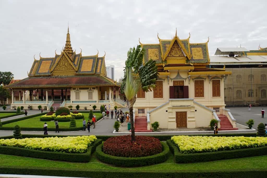 Royal Palace - Phnom Penh 2 day itinerary