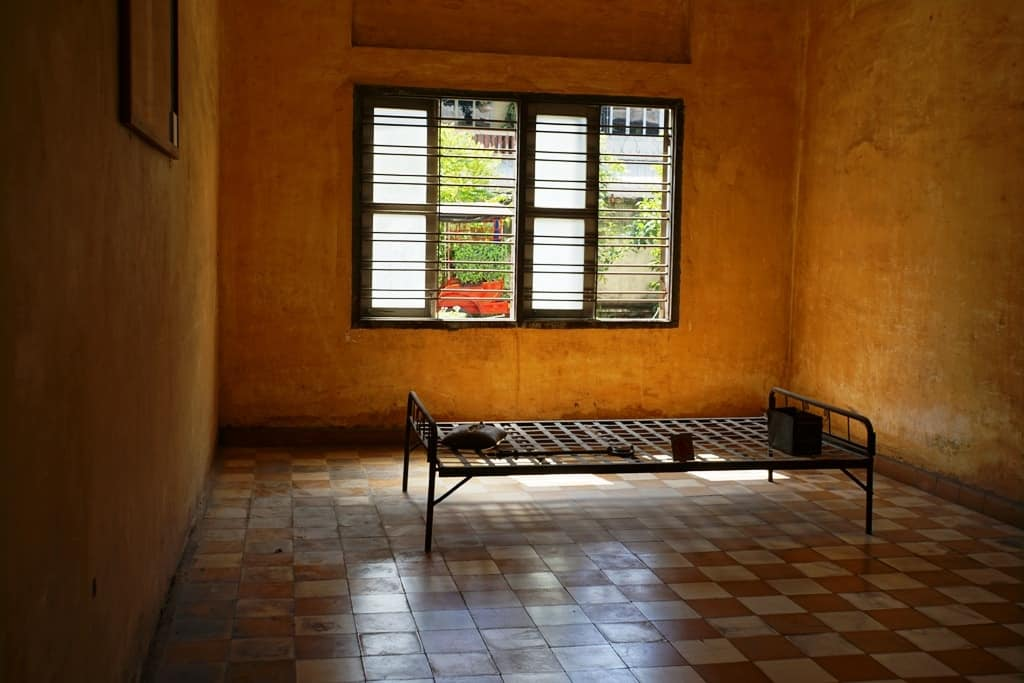 Tuol Sleng Genocide Museum - Phnom Penh itinerary