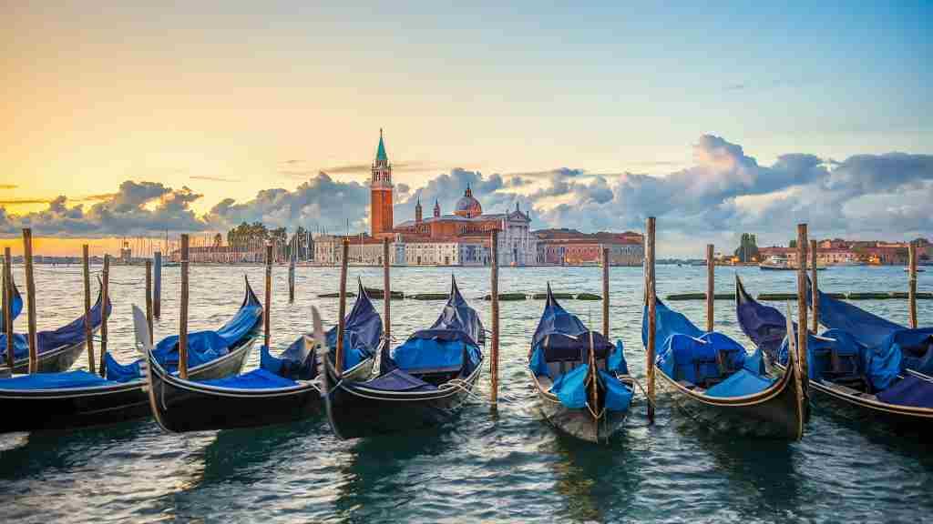 Venice - Northern Italy itinerary