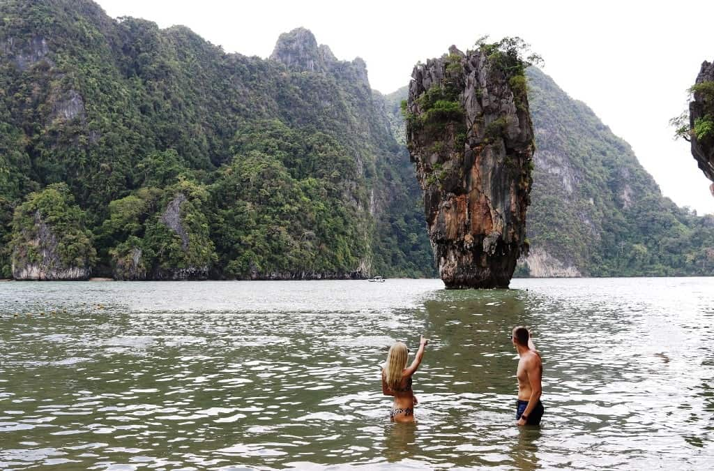 James Bond Island - three days in Phuket Thailan