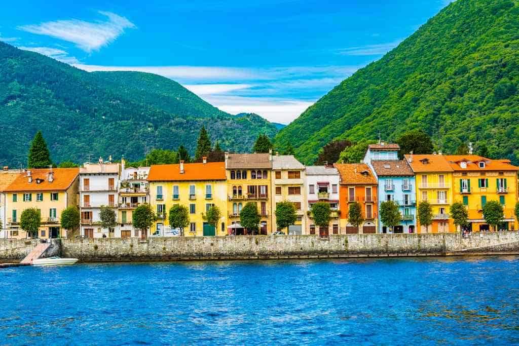 Cannobio - northern Italy