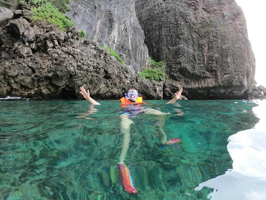 Loh Samah Bay - 3 days in phuket