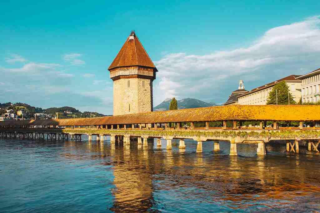Lucerne- Italy Switzerland itinerary