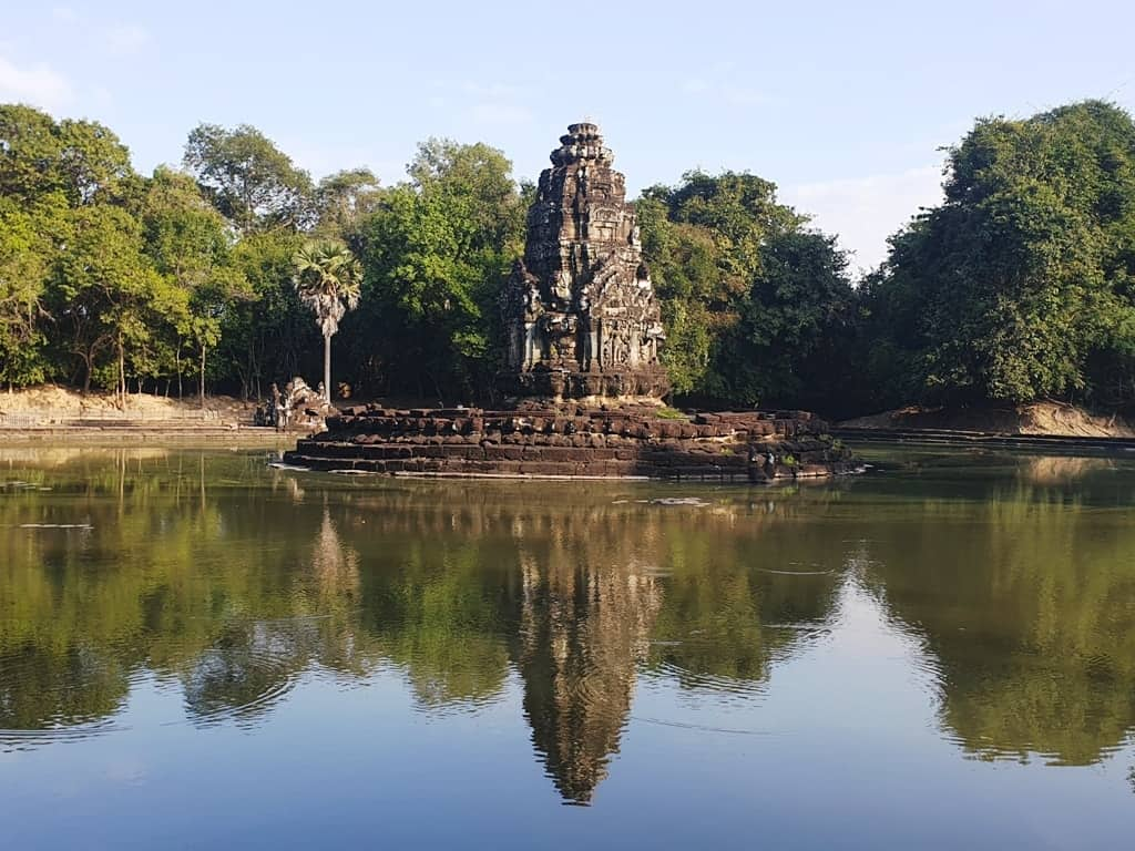 Neak Pean Temple - 2 days in Siem Reap