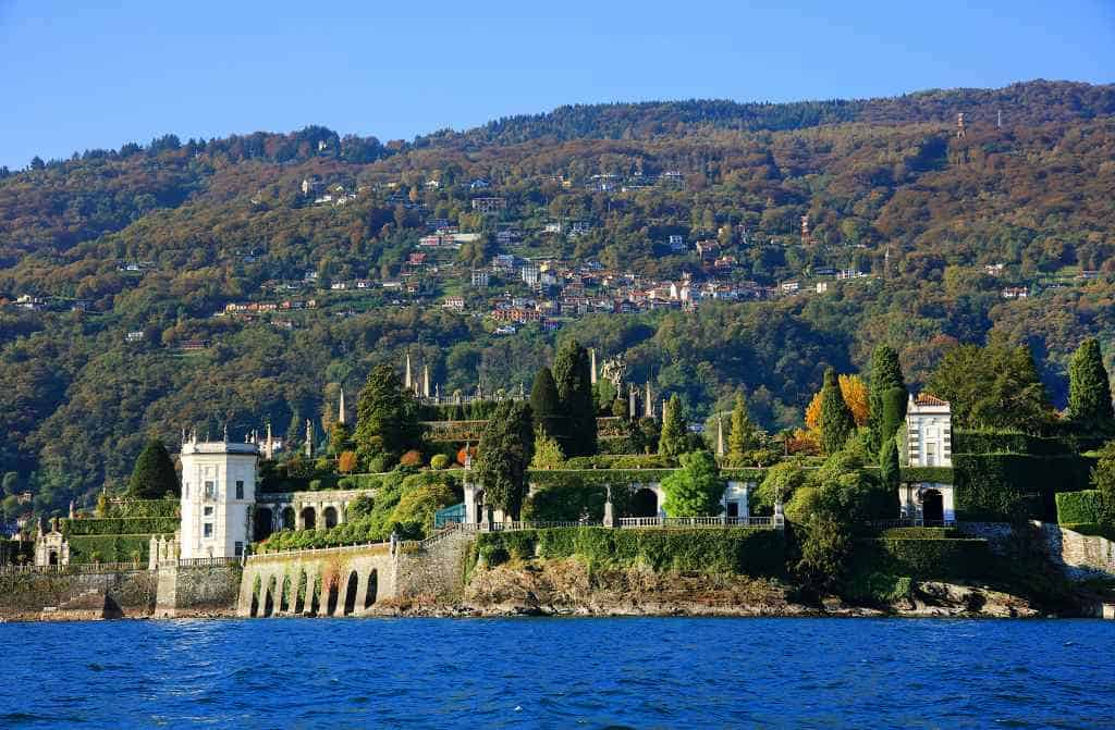 Isola Bella on Lake Maggiore - Northern italy itinerary