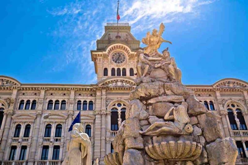 Trieste - best day trips from Venice