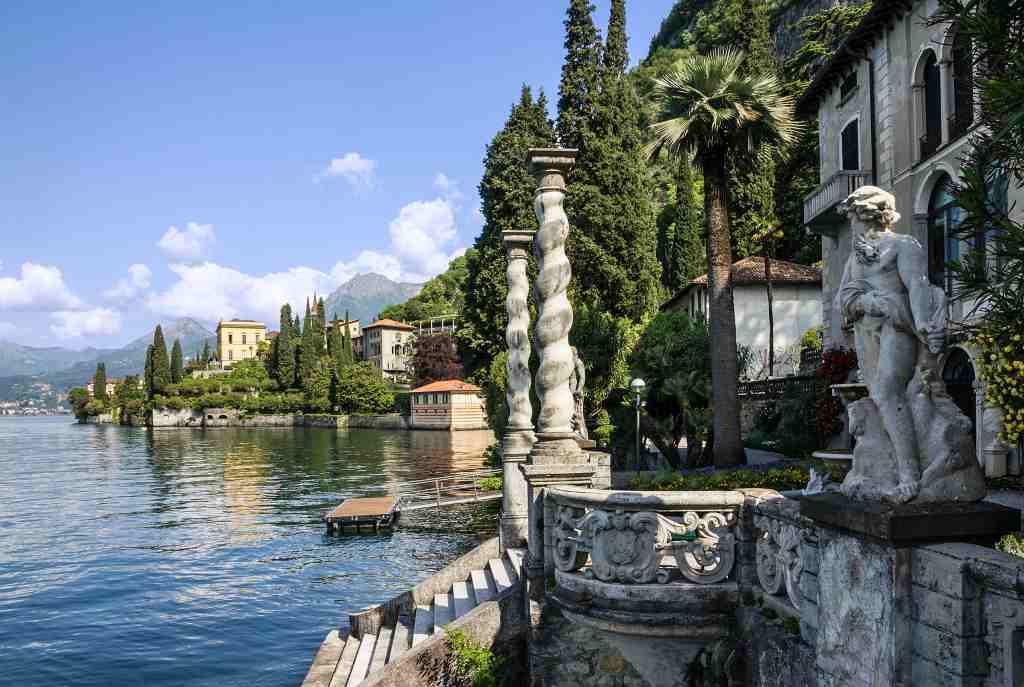 Varenna - Italy Switzerland itinerary