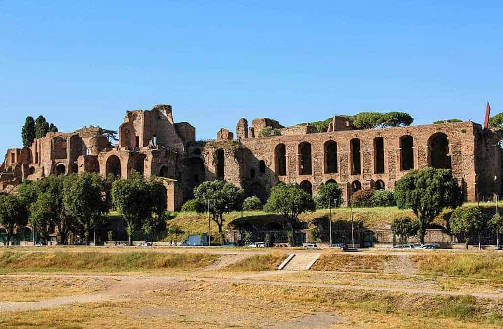 Caracalla Baths - Rome travek Guide