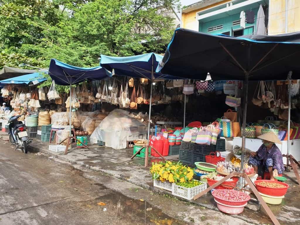 Hoi An Market - 2 days in Hoi An Vietnam