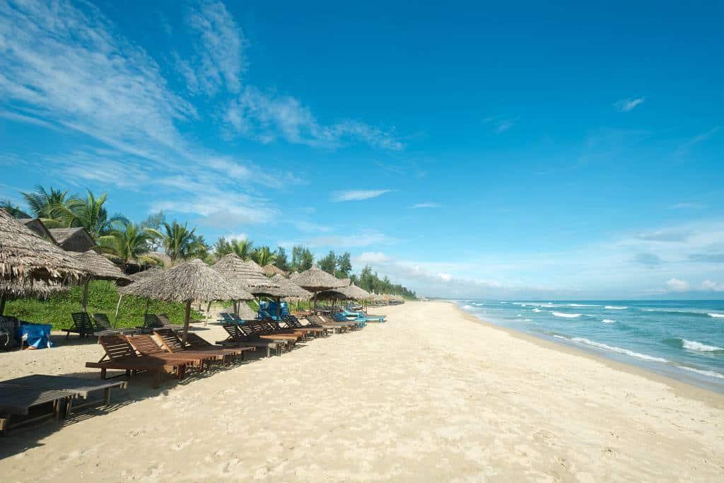An Bang beach Hoi Ann in 2 days
