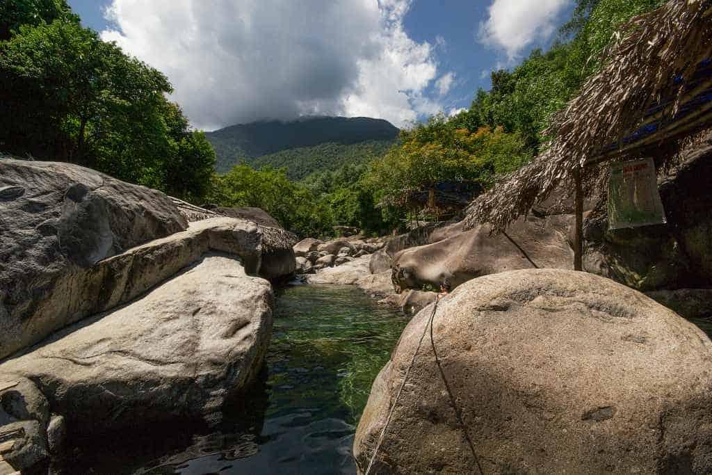 Bach ma national park,