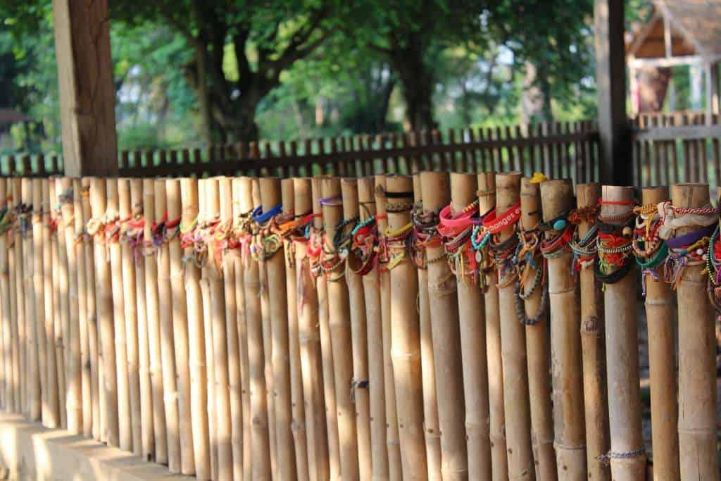 The killing fields in Phnom Penh - 5 day Cambodia itinerary