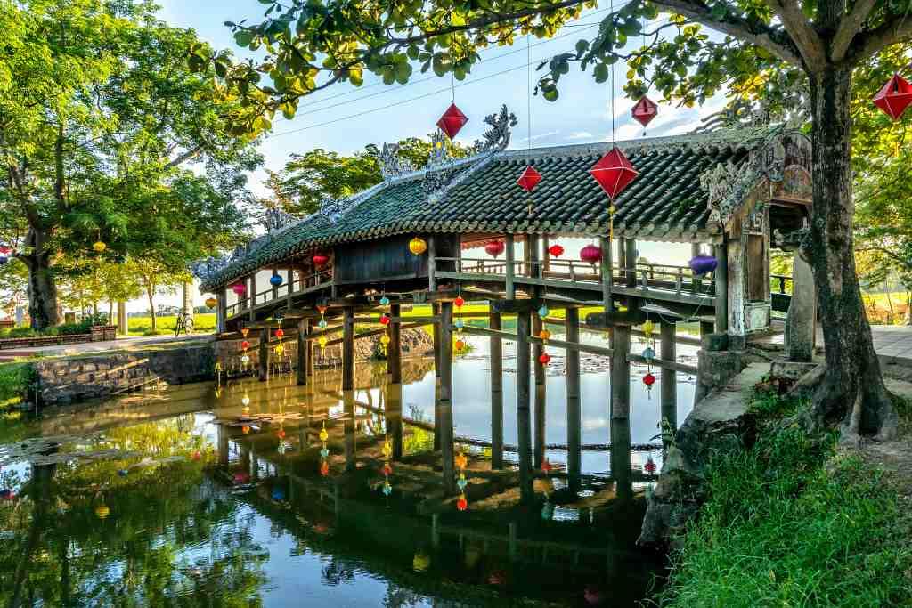 Thanh Toan bridge - Hue itinerary